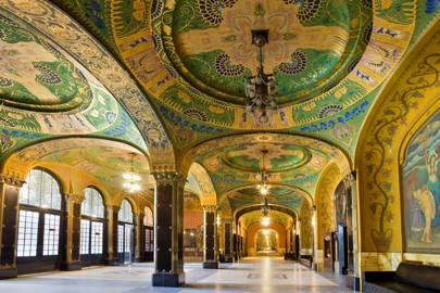 Culture Palace, Targu Mures