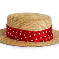 8. Straw hat