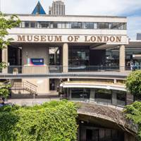 MUSEUM OF LONDON, BARBICAN