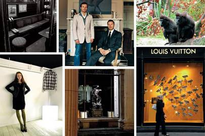 Snugs, Residence, Dublin Zoo, Brown Thomas, the Statue of Cúchulainn and Powerscourt Centre