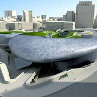 Dongdaemoon Design Plaza and Park