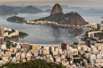 9. RIO DE JANEIRO, BRAZIL