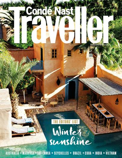 Get a one-year subscription to Condé Nast Traveller for just £19