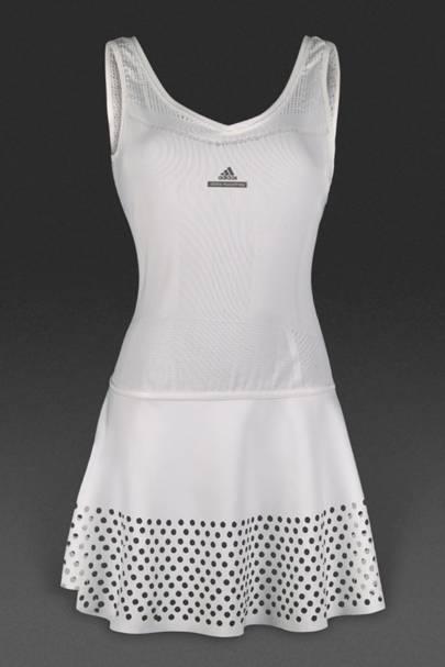 10. Tennis dress