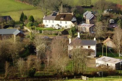 Higher Westcott Farm