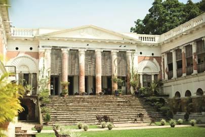 The Rajbari Bawali, West Bengal, India