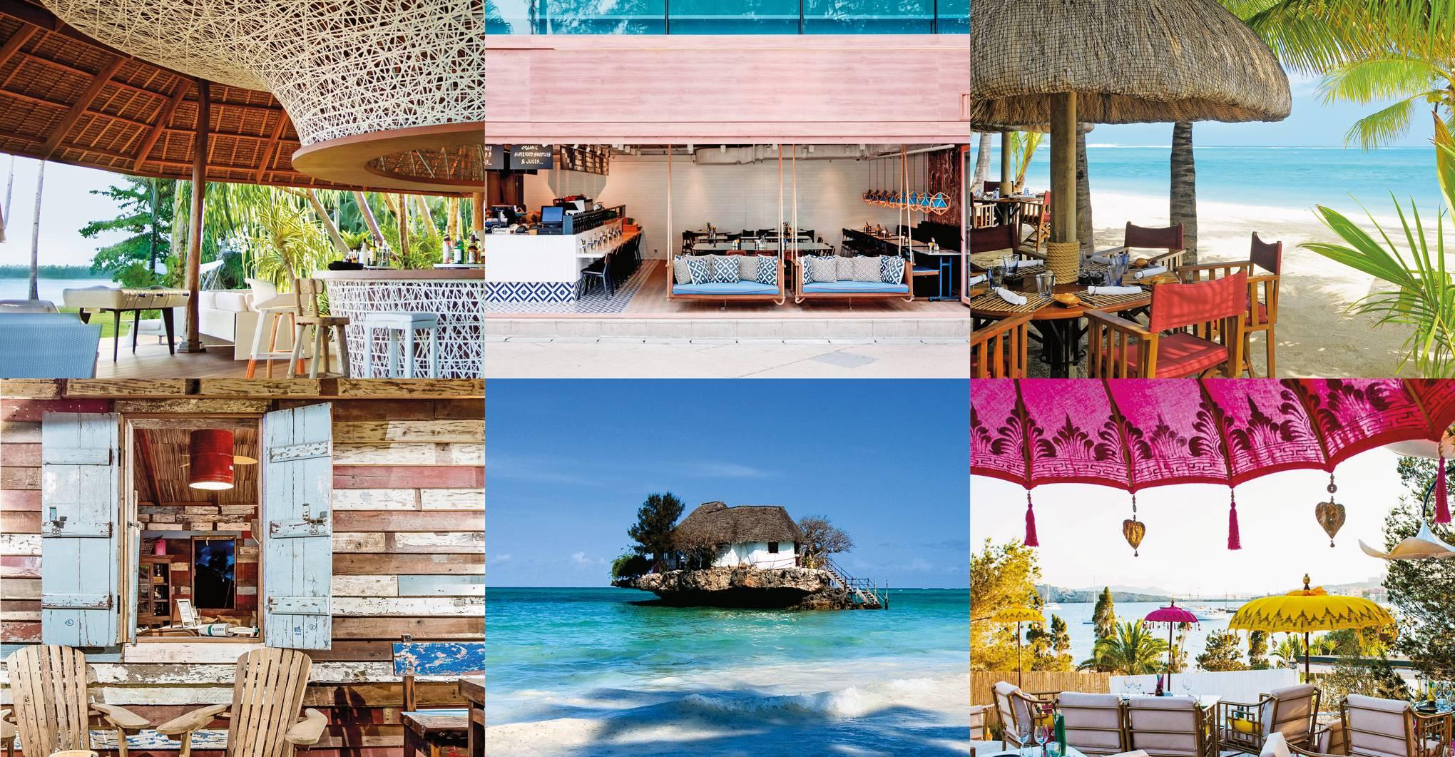 The 16 best beach bars around the world
