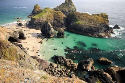 Kynance Cove & Asparagus Island, Cornwall