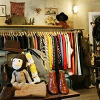 Retrock vintage shop, Budapest