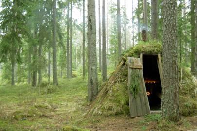 Korlarbyn Ecolodge, Sweden