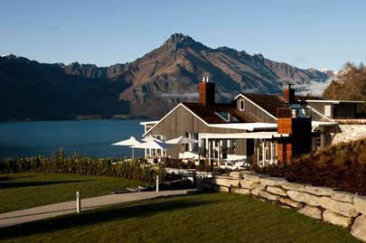 Matakauri Lodge, Queenstown