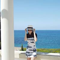 At the Anassa hotel in Paphos