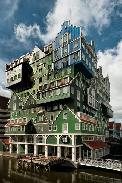 Quirky And Unusual Amsterdam Hotels Cn Traveller