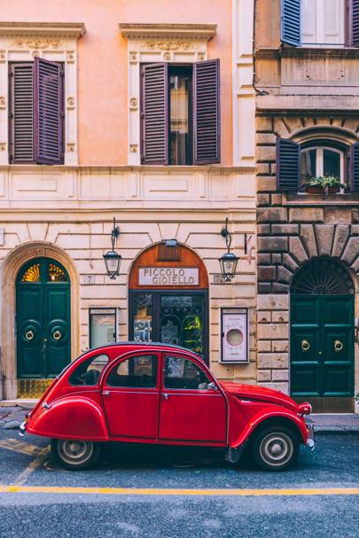 Piccolo Gioiello/Via Sant'Andrea delle Fratte
