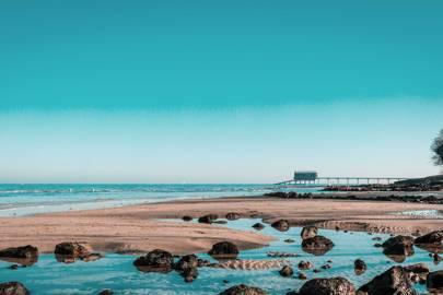 Bembridge Beach