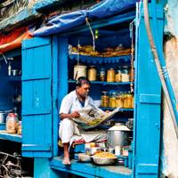 Exploring the faded splendour of Kolkata