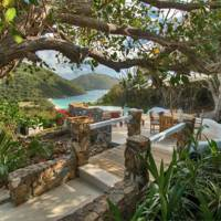 Private-island resort Guana