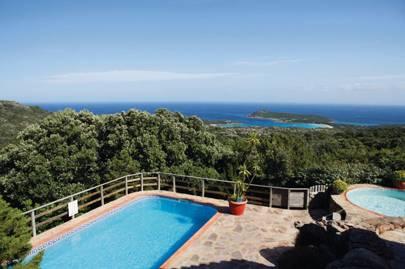 Villa A Sulana, Corsica
