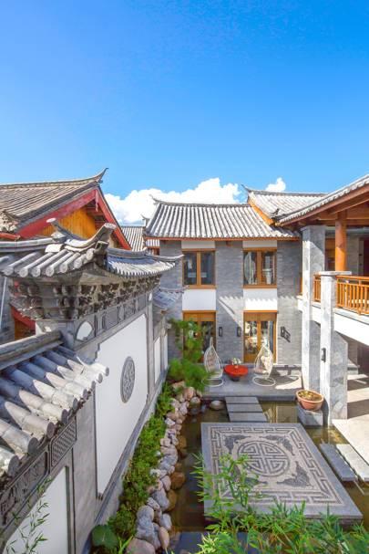 LUX Tea Horse Road, Lijiang, China