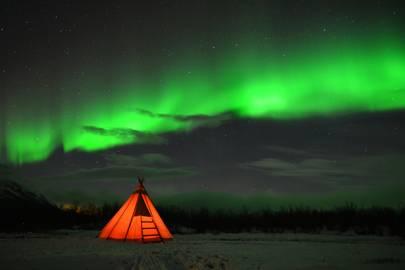 Abisco National Park, Sweden