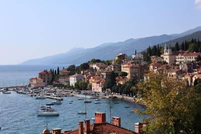 Opatija Riviera, Croatia