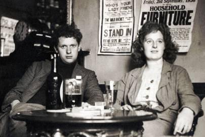 Dylan Thomas's favourite pub