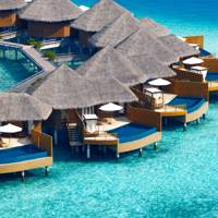 12. TURQUOISE TRAVEL IS OFFERING 30 PER CENT OFF A SEVEN-NIGHT TRIP TO BAROS MALDIVES