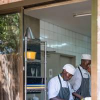 7. Singita Community Culinary School, Tanzania