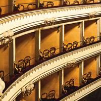 Inside Teatro Mancinelli