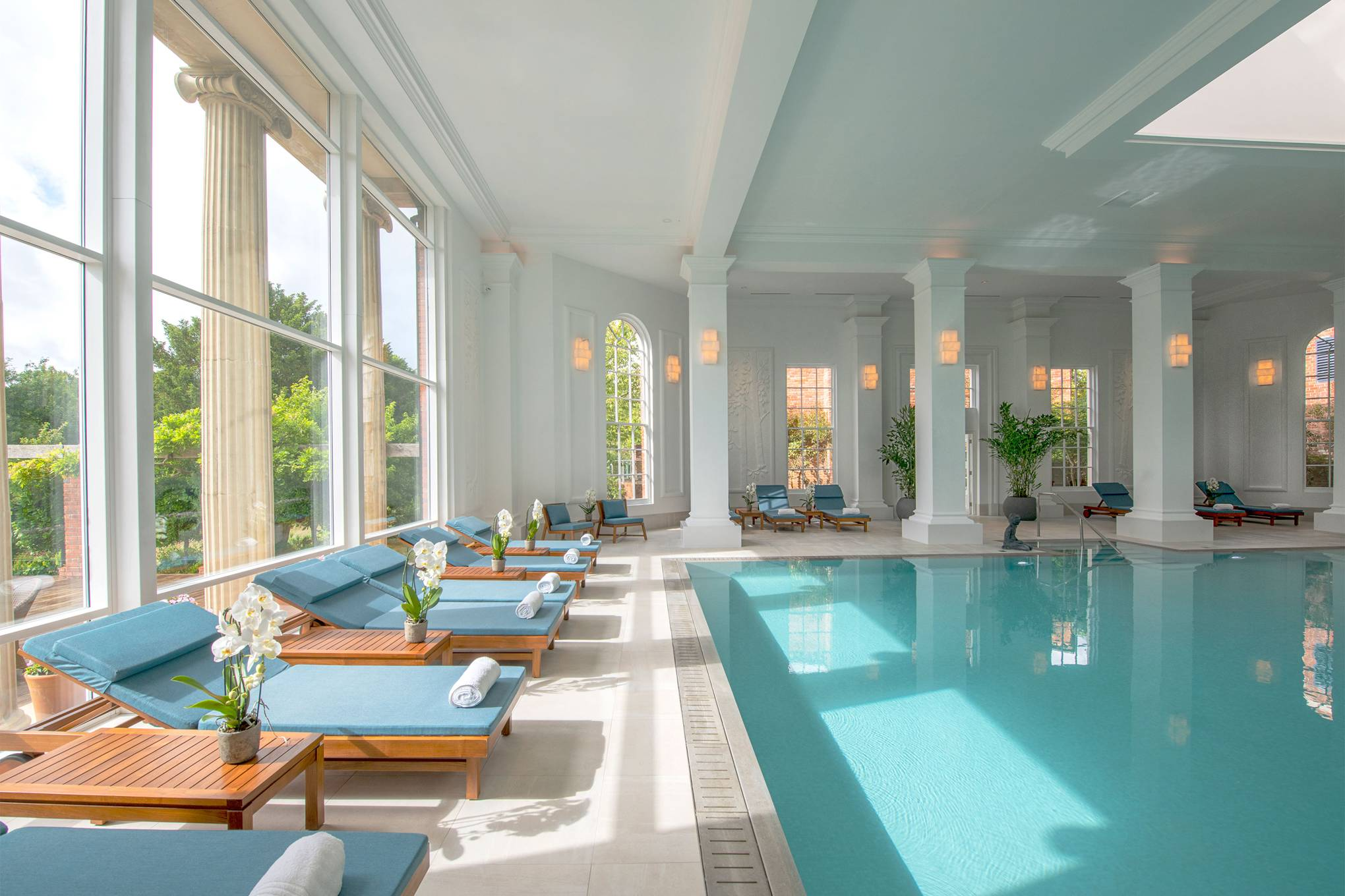 The Best Spas In The Uk 2020 Cn Traveller
