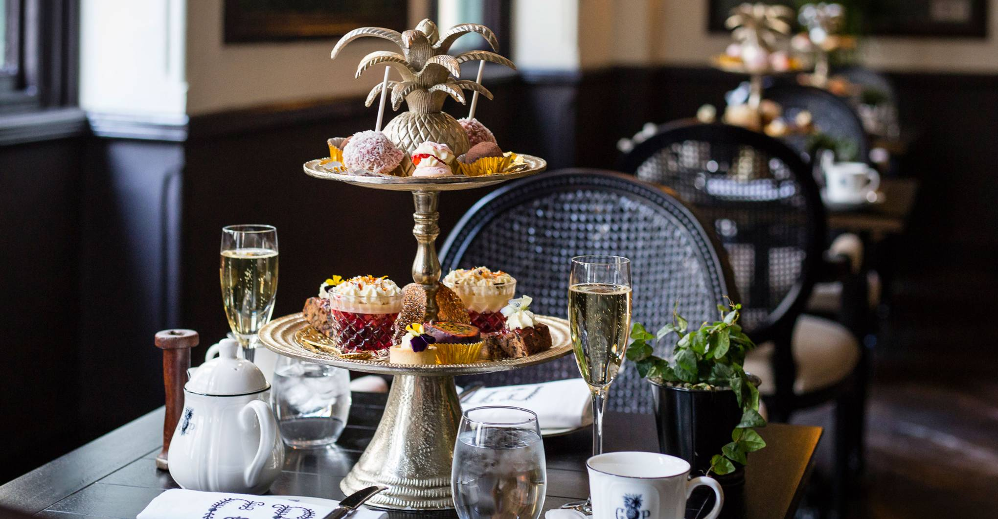 The best afternoon tea in Manchester