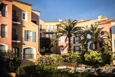 8. 10 per cent off Hotel Byblos in St Tropez if you stay for three days or more