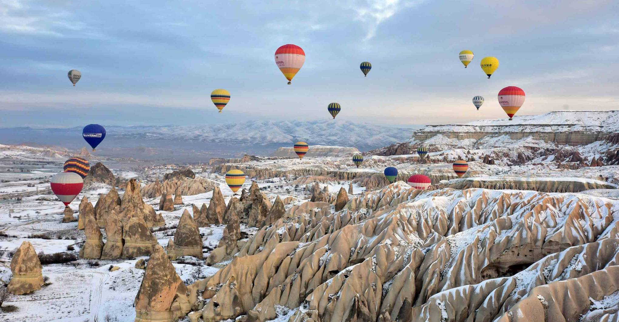 10 places that are even better in the snow