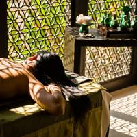 Spas: Spas in overseas hotels
