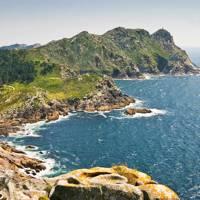8. Cíes Islands, Galicia
