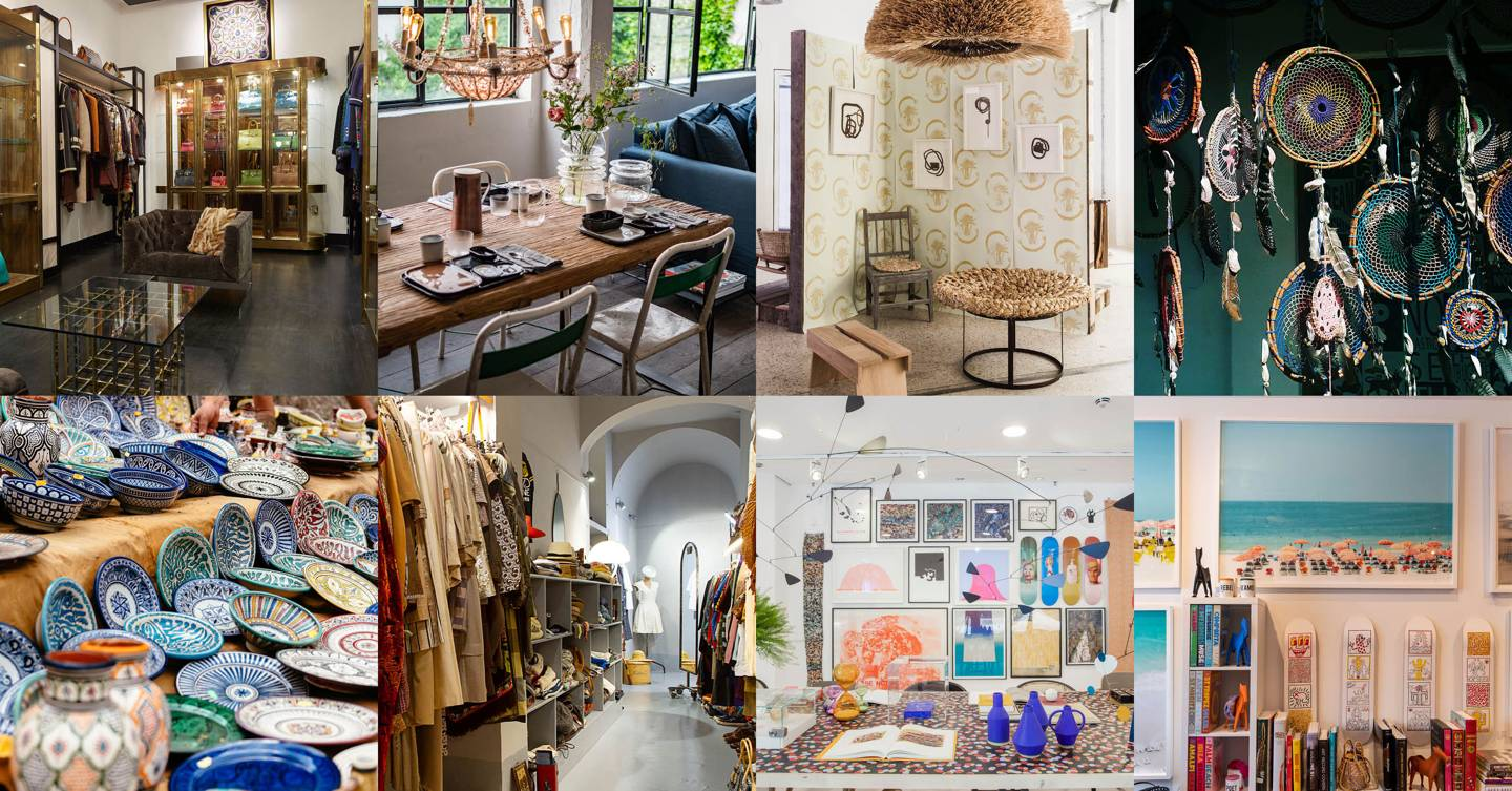 The Best Shops Around The World According To Our Favourite Fashion Designers Newsdesk