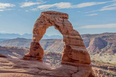3. ARCHES NATIONAL PARK, UTAH