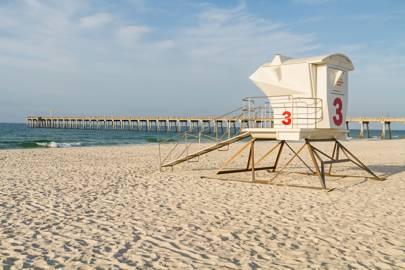 Florida: Pensacola Beach, Gulf Islands National Seashore