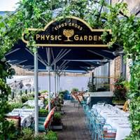 Ongoing: THE GIN PHYSIC GARDEN