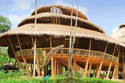 Green Camp, Bali