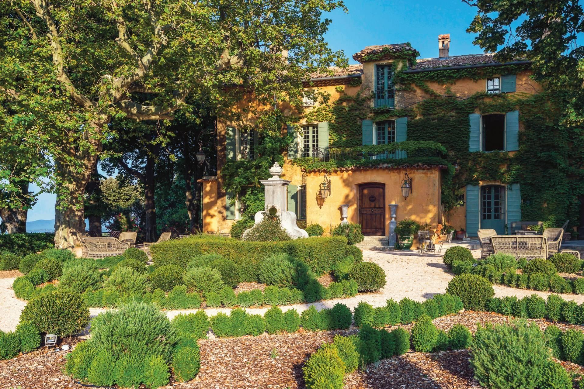 Plan De Maison Mas De Provence where to stay in provence   cn traveller
