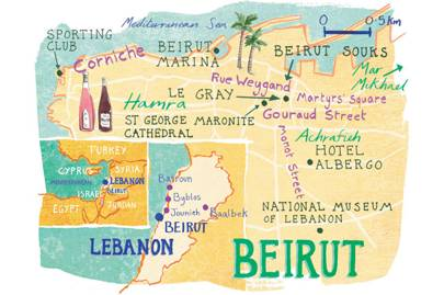 Beirut travel information