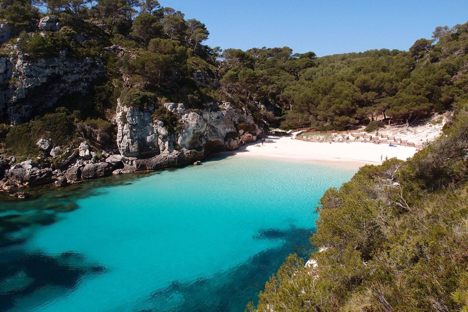 Best Beaches In Menorca Cn Traveller