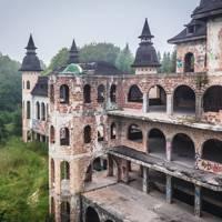 Lapalice Castle, Poland