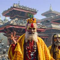 Kathmandu attitude