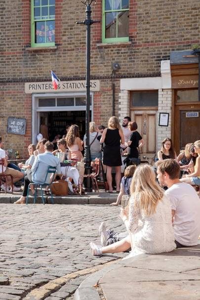 David Annand's guide to Shoreditch, London