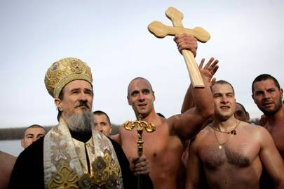Serbia Epiphany