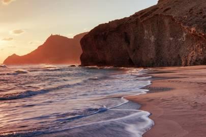 9. Playa de Monsul, Almeria