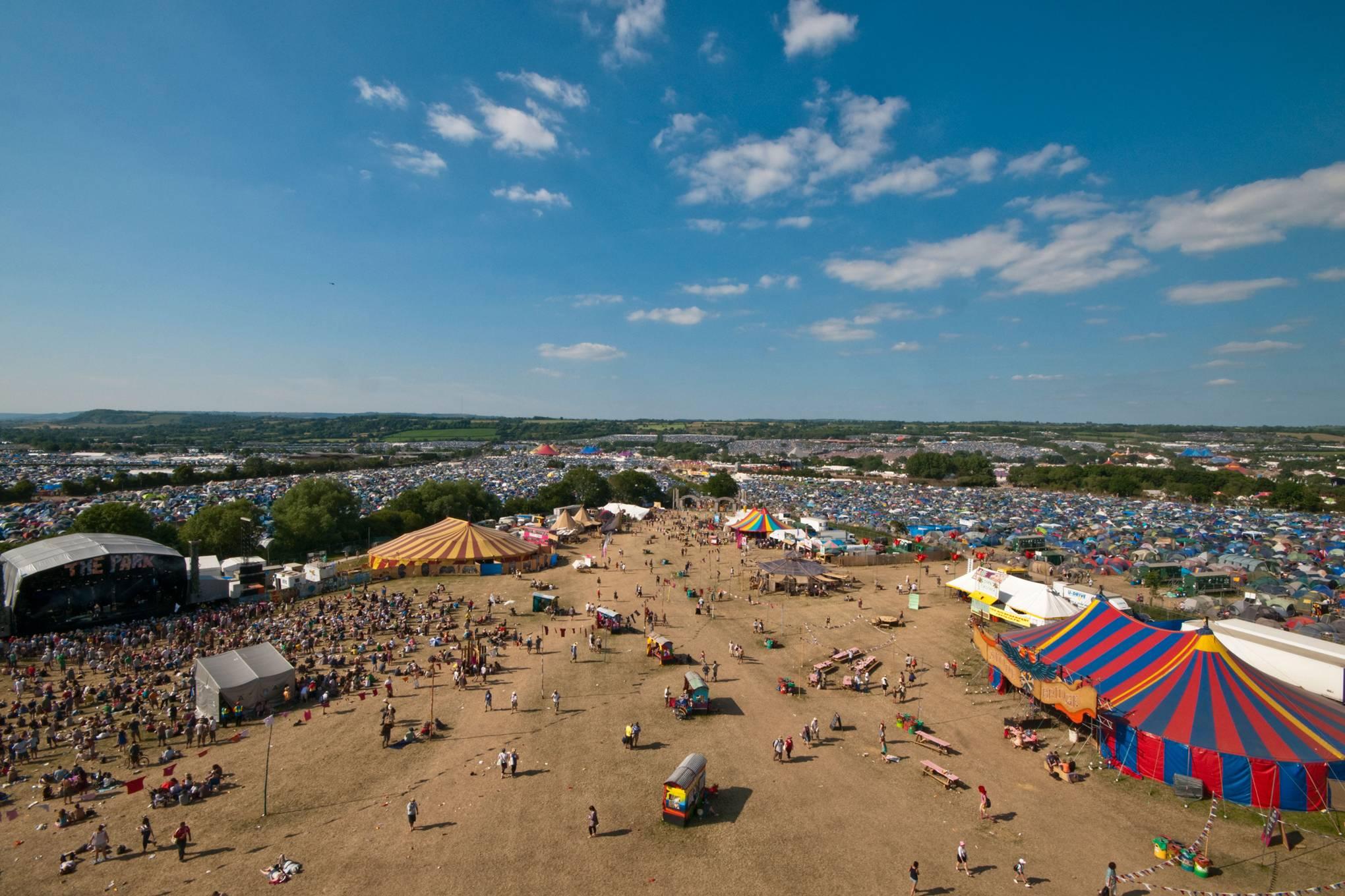 The best festivals in the world 2020 | CN Traveller