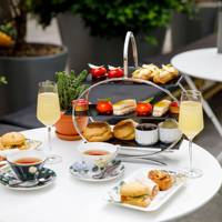 Afternoon Tea at The Den, St Martins Lane Hotel